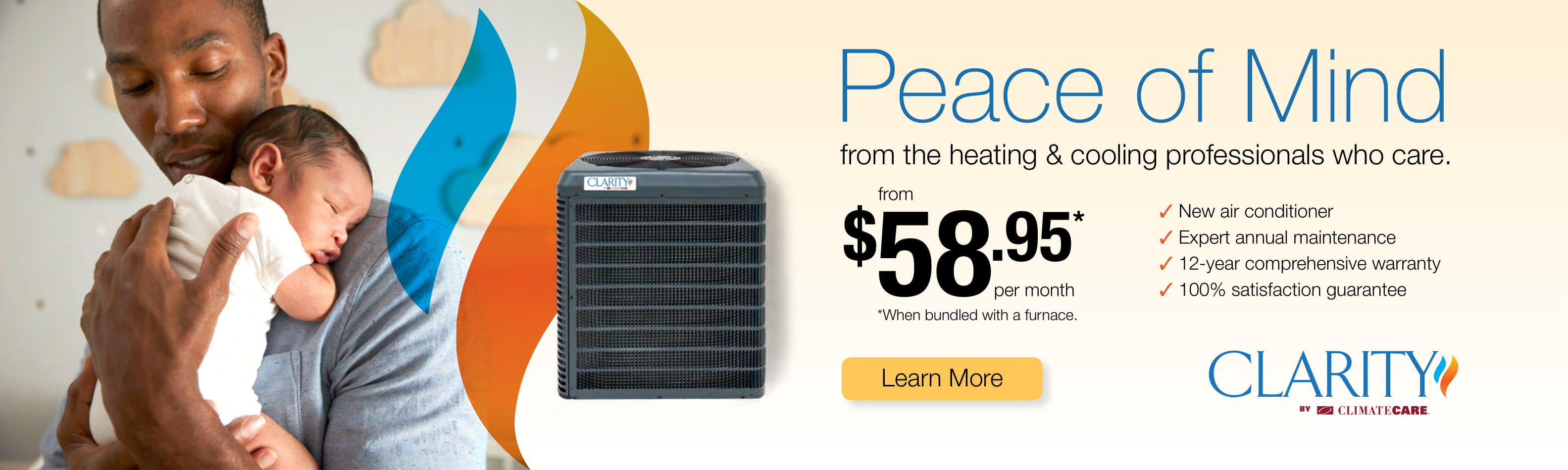 Peace of Mind - AC Install