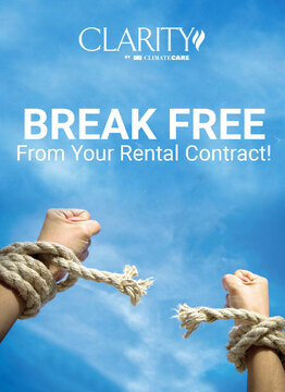 Clarity - Break Free From Your Rental Contract - Mobile 2