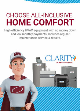 Clarity Home Comfort - Mobile 2