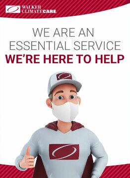 Essential Service - Mobile 2